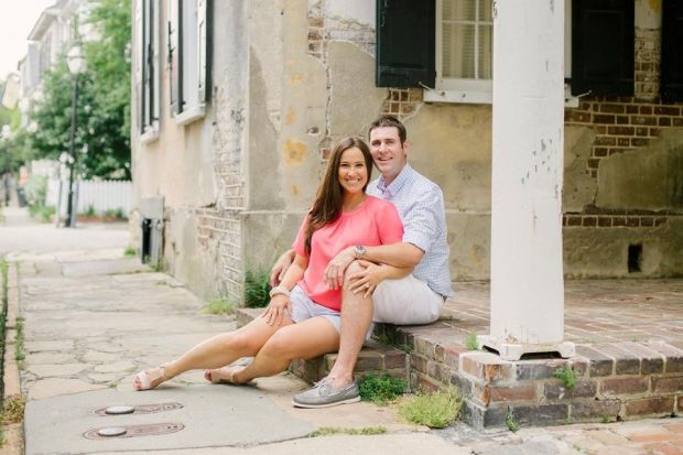 Charleston Sc Brides Engagement Announcement For Miss