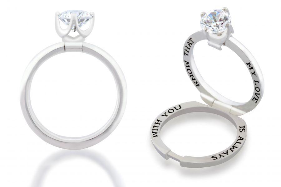 charleston sc brides photos 8 stunning custom wedding rings